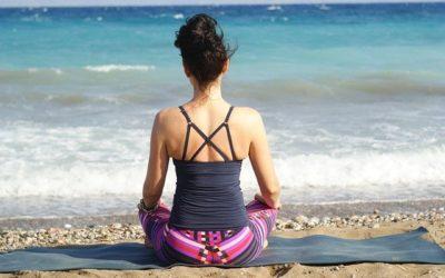 So kann Meditation und Yoga Ihnen helfen